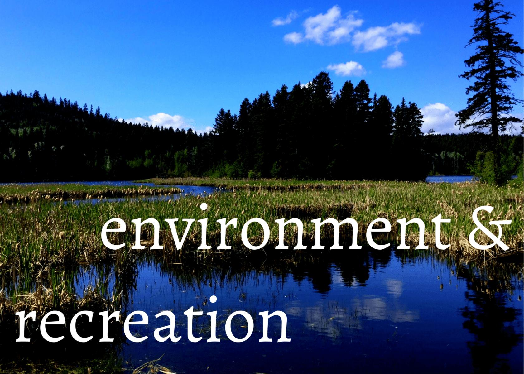 Environment & Recreation