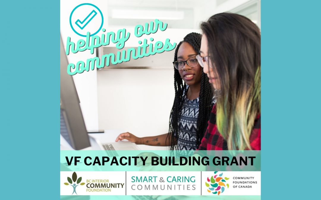 VF Capacity Building Grant Recipients